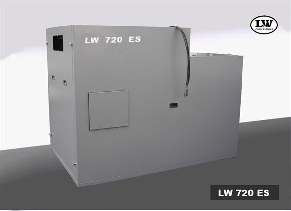 Schalldämmgehäuse LW 720 ES