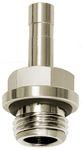 Gewindeanschluss-Stecker R6 1/8 x 4 mm