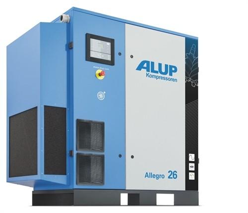 Schraubenkompressor ALLEGRO 30+ 12,5 CE 400/50