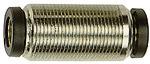 Gerade Verbinder R3 6 mm