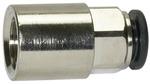 Aufschraubverbinder R2 1/8 x 6 mm