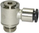Winkeleinschraub-Verbinder M5 x4 mm