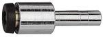 Reduzierstecker R8 8 x 4 mm
