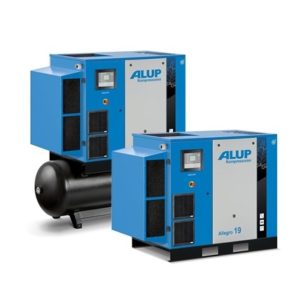 Schraubenkompressor ALLEGRO 15-10 G2 400/3/50