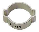 Schlauchklemmen 15-17 mm